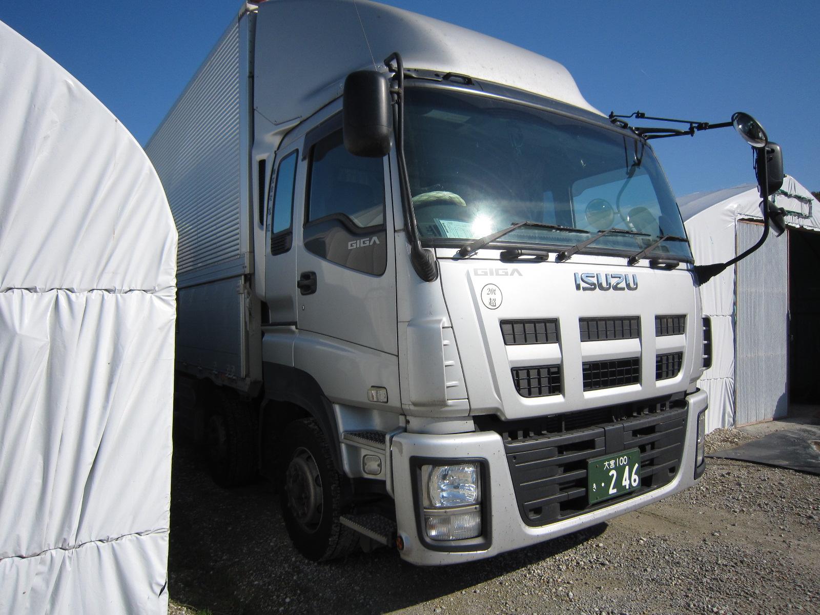 7-15tトラック いすゞ ( CYJ77A )