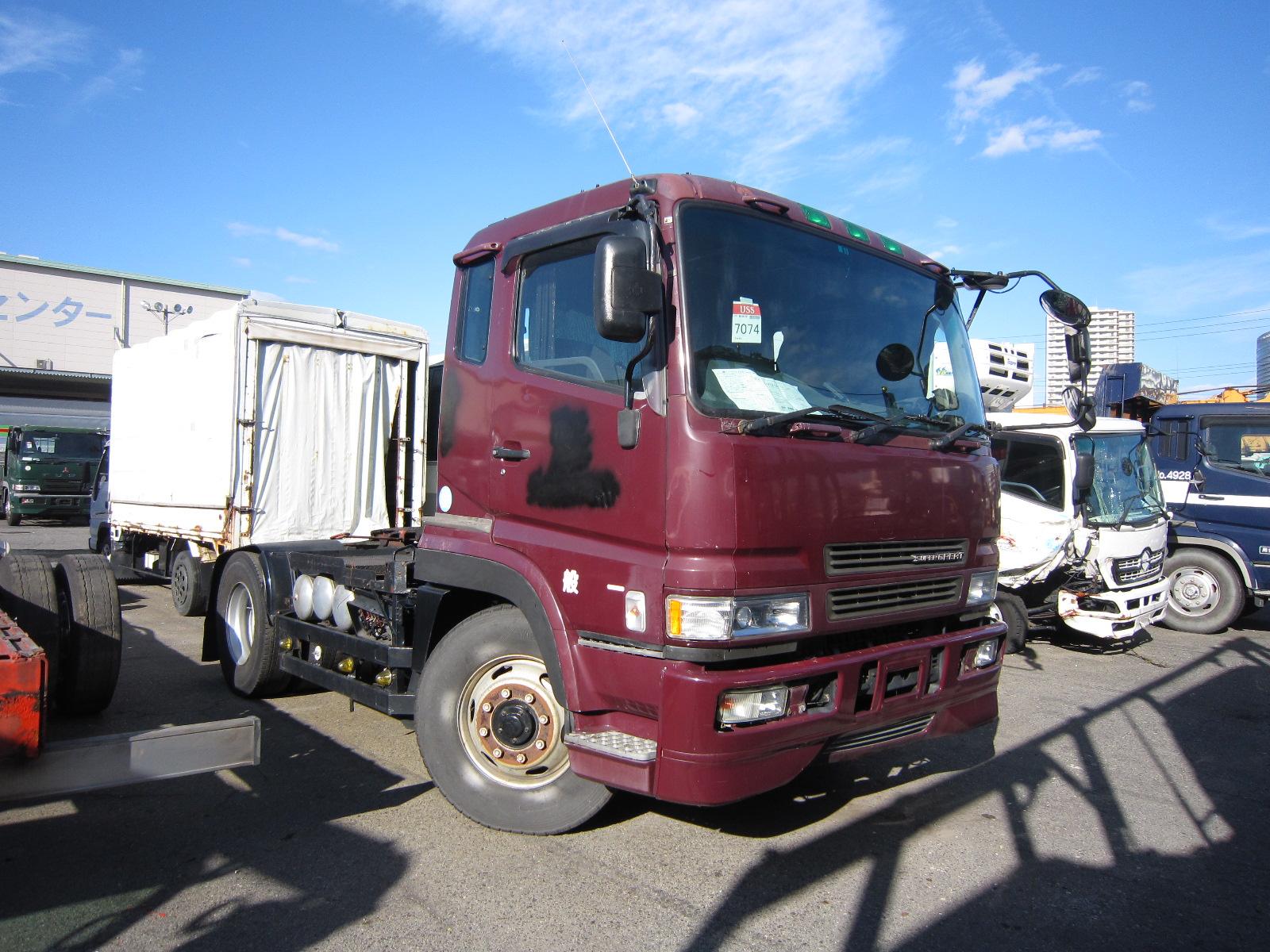 7-15tトラック 日野 ( FP545D )