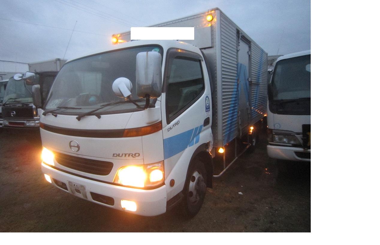 2-3tトラック 日野 ( XZU411 )