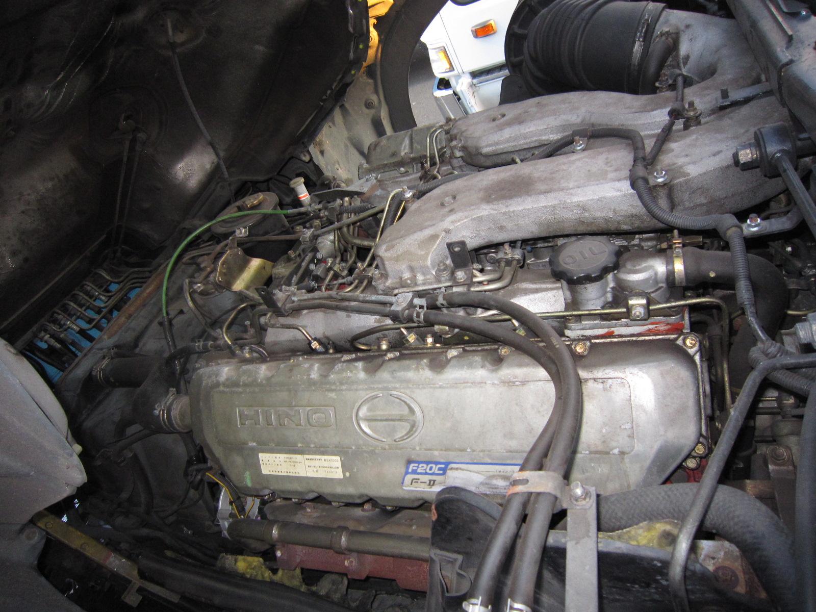 7-15tトラック 日野 ( FR3FXD )