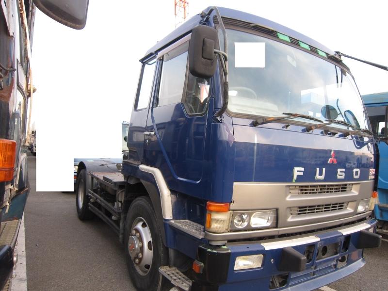 7-15tトラック 三菱 ( FP411D )